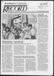 Washington University Record, April 17, 1986