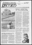 Washington University Record, August 7, 1986