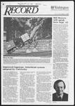 Washington University Record, September 4, 1986