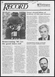 Washington University Record, September 11, 1986