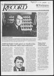 Washington University Record, September 18, 1986
