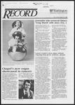 Washington University Record, September 25, 1986