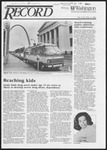 Washington University Record, October 2, 1986