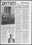 Washington University Record, October 9, 1986