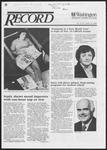 Washington University Record, November 13, 1986