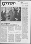 Washington University Record, December 4, 1986