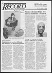 Washington University Record, December 11, 1986