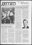 Washington University Record, December 18, 1986