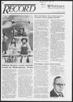 Washington University Record, January 15, 1987