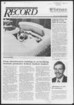 Washington University Record, January 22, 1987