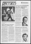 Washington University Record, February 12, 1987