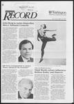 Washington University Record, February 19, 1987