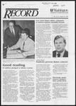 Washington University Record, April 16, 1987