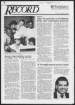 Washington University Record, August 27, 1987