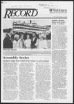 Washington University Record, September 3, 1987