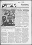 Washington University Record, September 10, 1987
