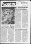 Washington University Record, October 1, 1987
