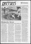Washington University Record, October 8, 1987