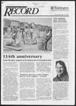 Washington University Record, October 22, 1987