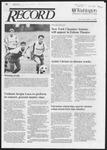 Washington University Record, November 12, 1987