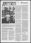 Washington University Record, November 19, 1987