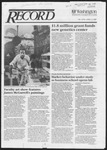 Washington University Record, December 3, 1987