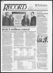 Washington University Record, January 21, 1988