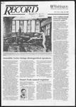Washington University Record, January 28, 1988