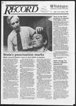 Washington University Record, February 4, 1988