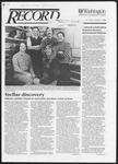 Washington University Record, February 11, 1988