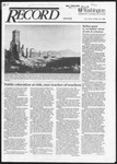 Washington University Record, February 25, 1988