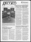 Washington University Record, March 31, 1988
