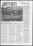 Washington University Record, April 14, 1988