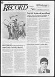 Washington University Record, April 21, 1988