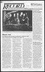 Washington University Record, September 29, 1988