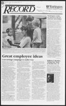 Washington University Record, October 13, 1988