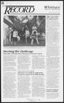 Washington University Record, October 20, 1988