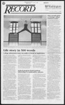 Washington University Record, November 17, 1988