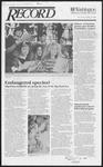 Washington University Record, December 8, 1988