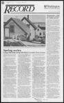 Washington University Record, January 19, 1989