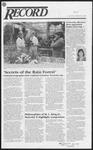 Washington University Record, March 30, 1989