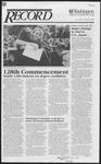 Washington University Record, May 18, 1989
