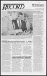 Washington University Record, August 31, 1989
