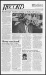 Washington University Record, October 26, 1989