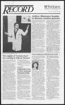 Washington University Record, November 16, 1989