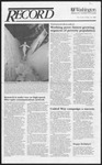Washington University Record, December 14, 1989