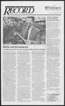 Washington University Record, March 29, 1990