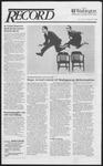 Washington University Record, April 26, 1990