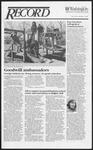 Washington University Record, May 3, 1990
