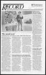 Washington University Record, September 27, 1990